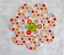 flower-applique
